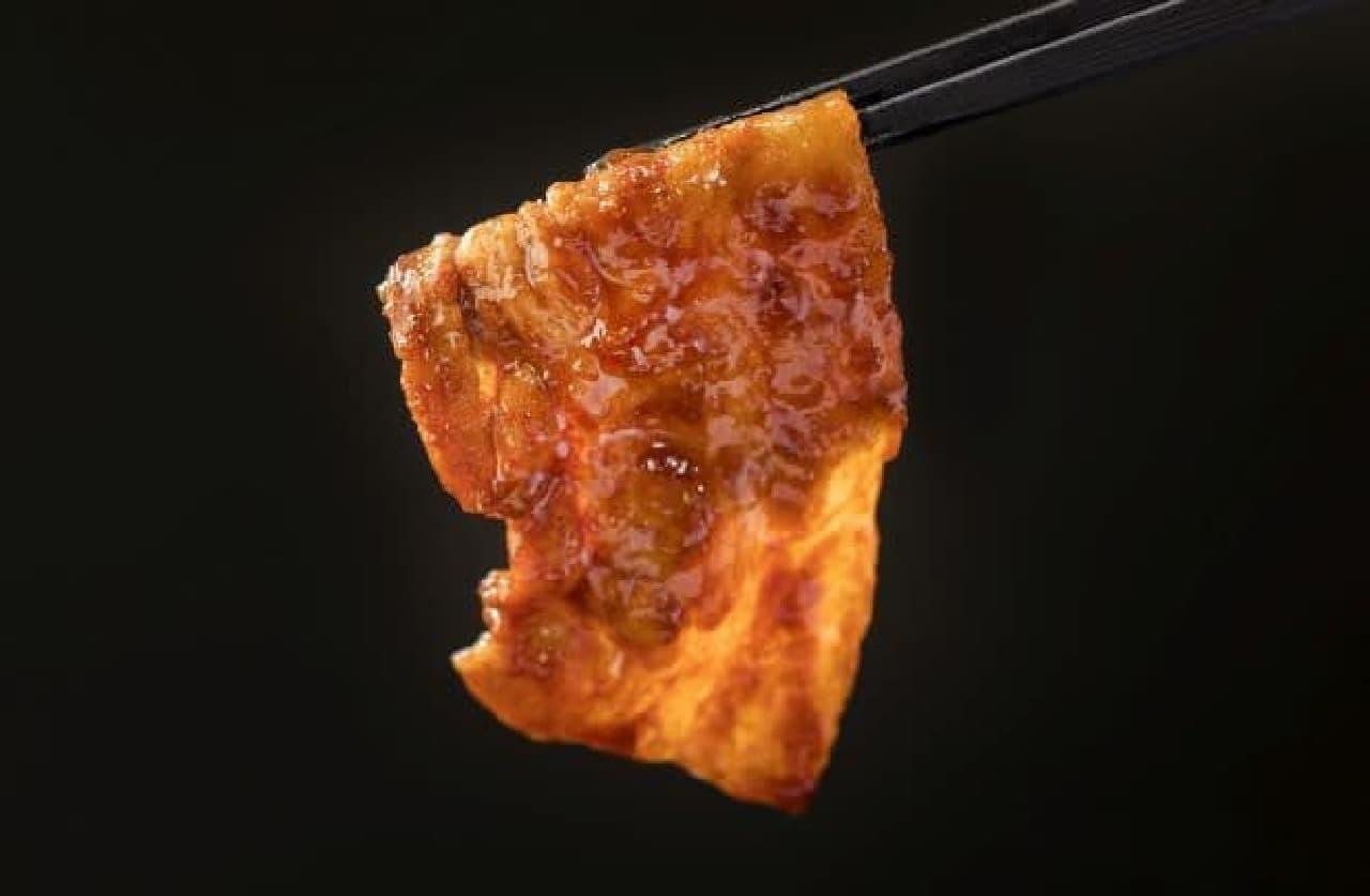 伝説のすた丼屋「デンジャラス爆濃すたみな丼」