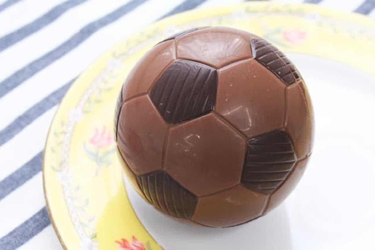 Baur フットボール ギフトチョコ