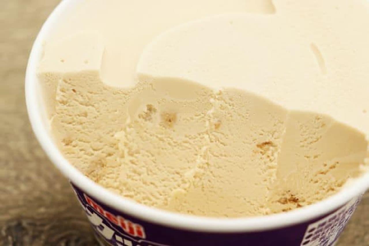 カップアイス「明治 エッセルスーパーカップ 紅茶クッキー」