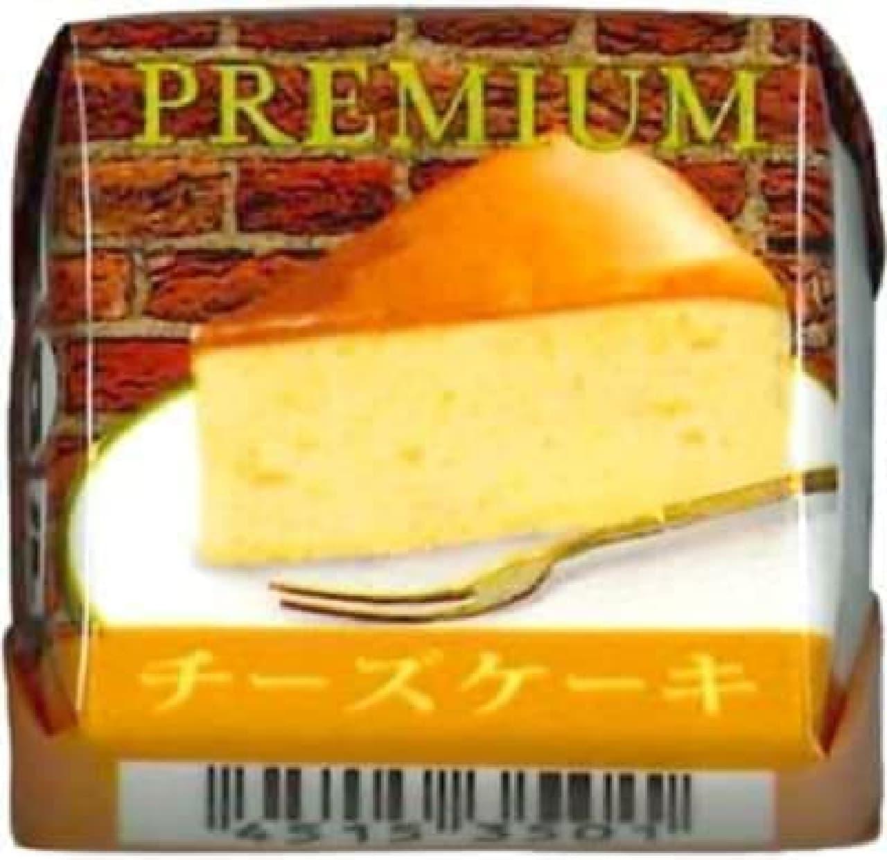 チロルチョコ プレミアムチーズケーキ