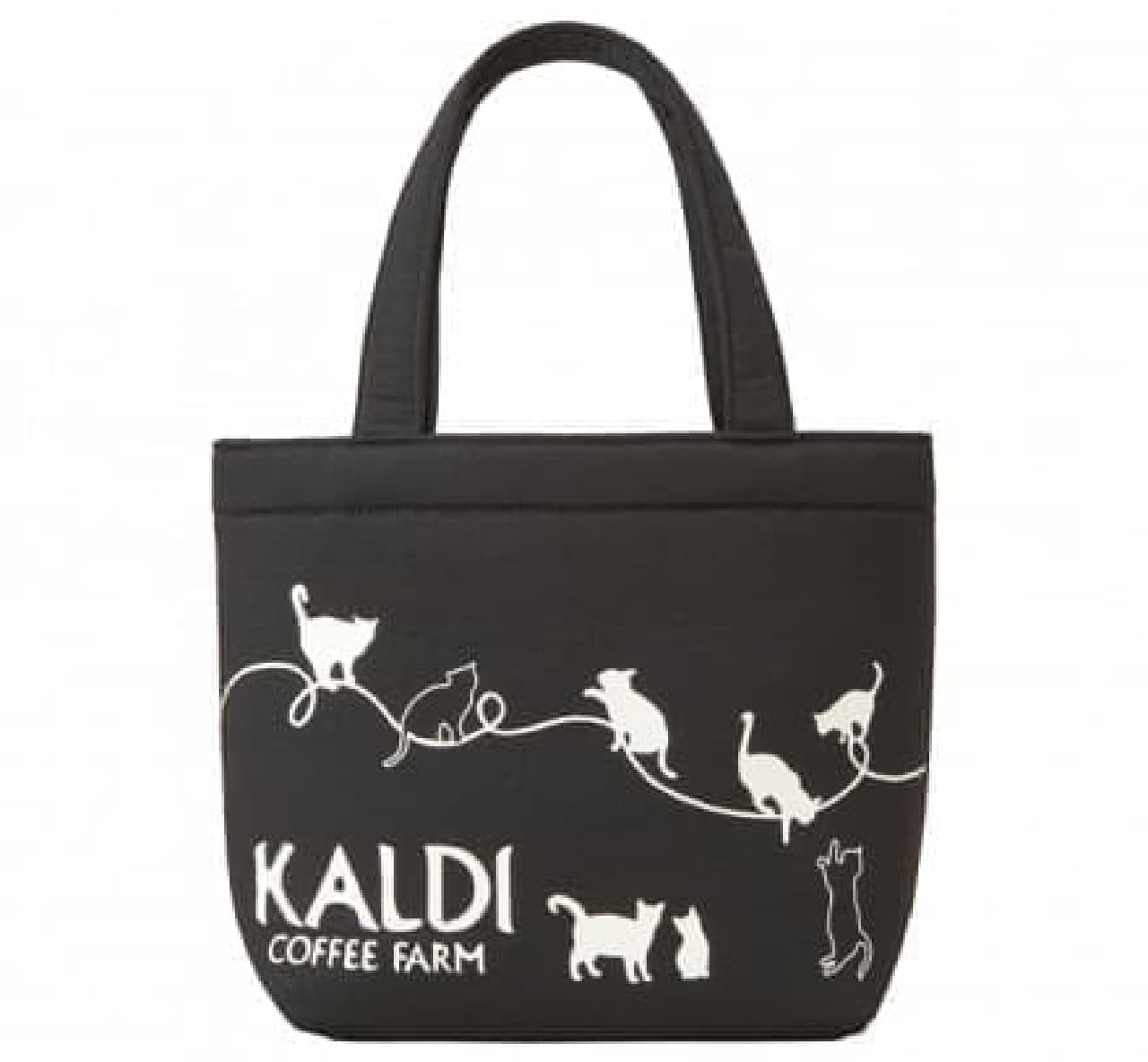 カルディコーヒーファーム「ネコの日バッグ」