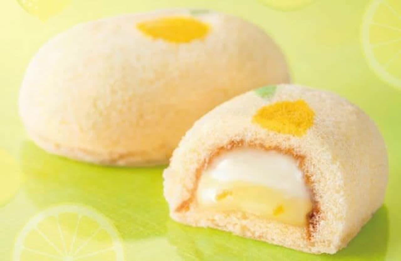 東京バナナワールド『「銀座の春先きレモンケーキ」です。』
