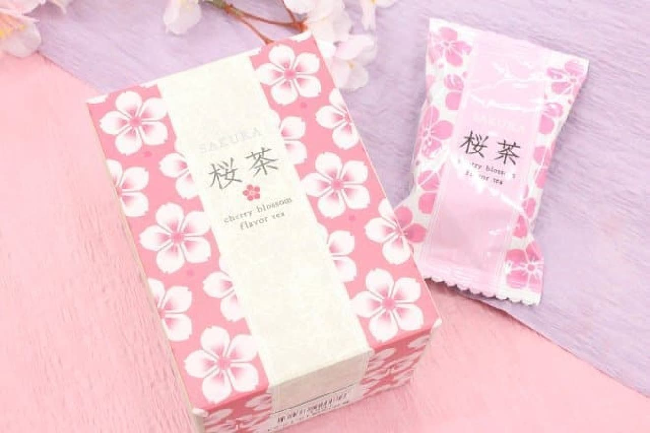 カルディ「宇治園 桜茶」
