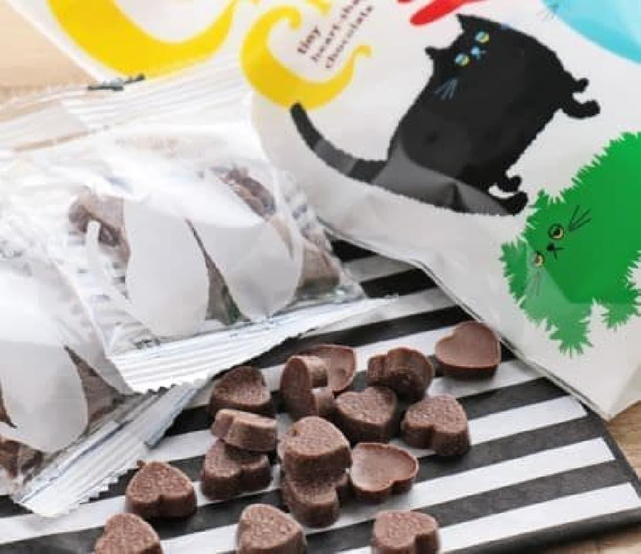 カルディオリジナル キャットチョコレート