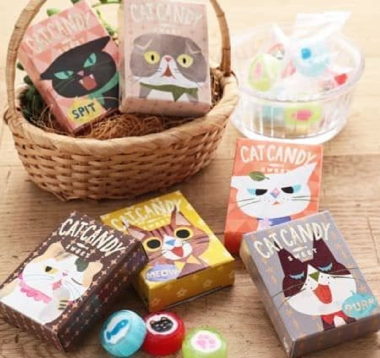 CAT キャンディBOX