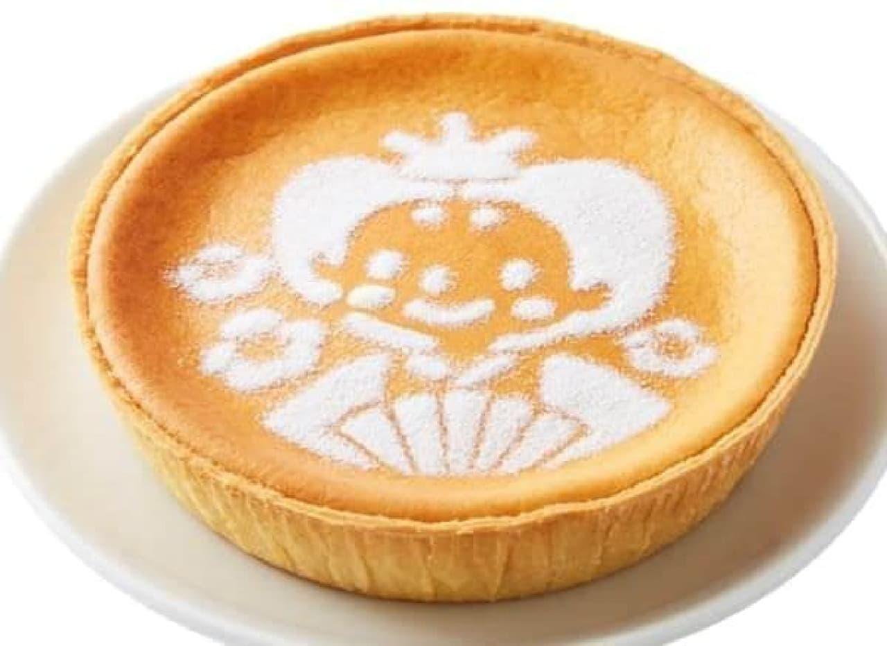 モロゾフ「ひなまつり デンマーククリームチーズケーキ」
