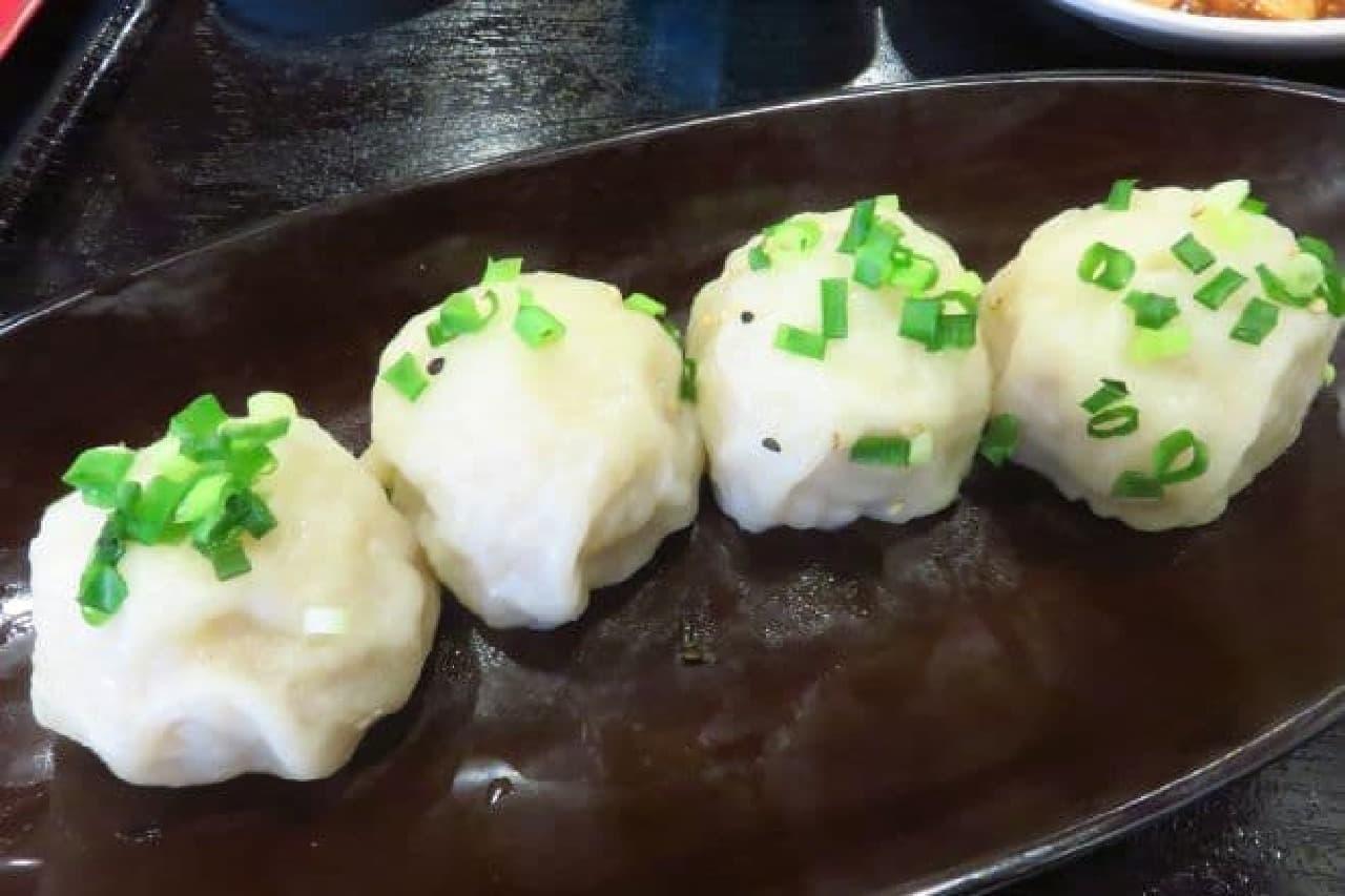 永利池袋本店「上海焼き小籠包(4個)」