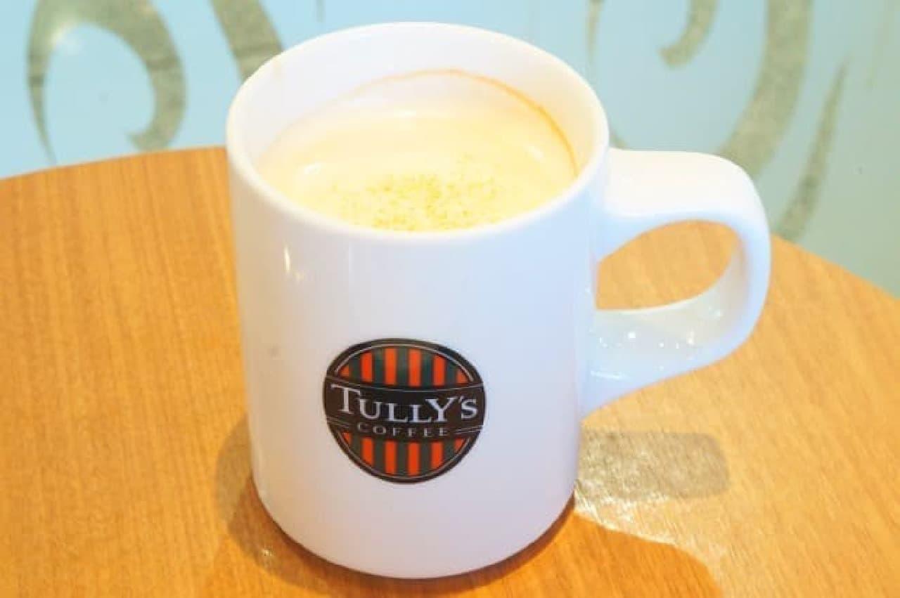 タリーズコーヒー「&TEA キャンブリックジンジャーロイヤルミルクティー」