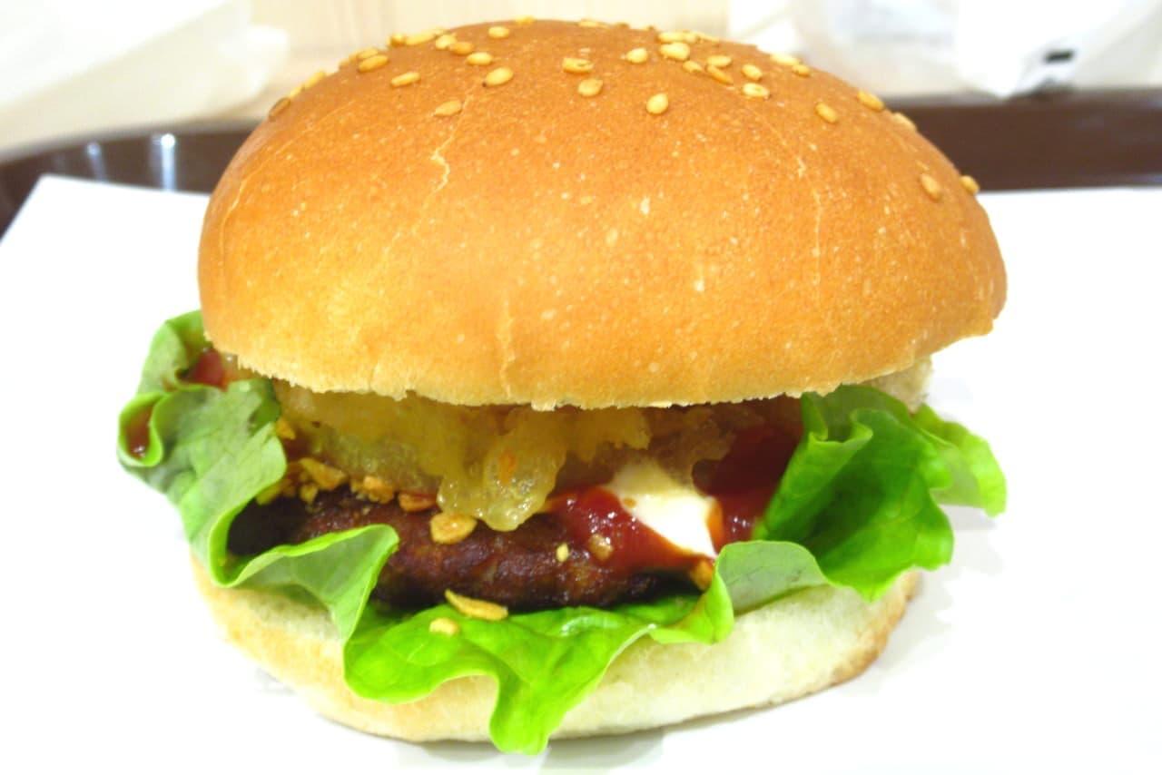 くら寿司のハンバーガー「KURA BURGER」