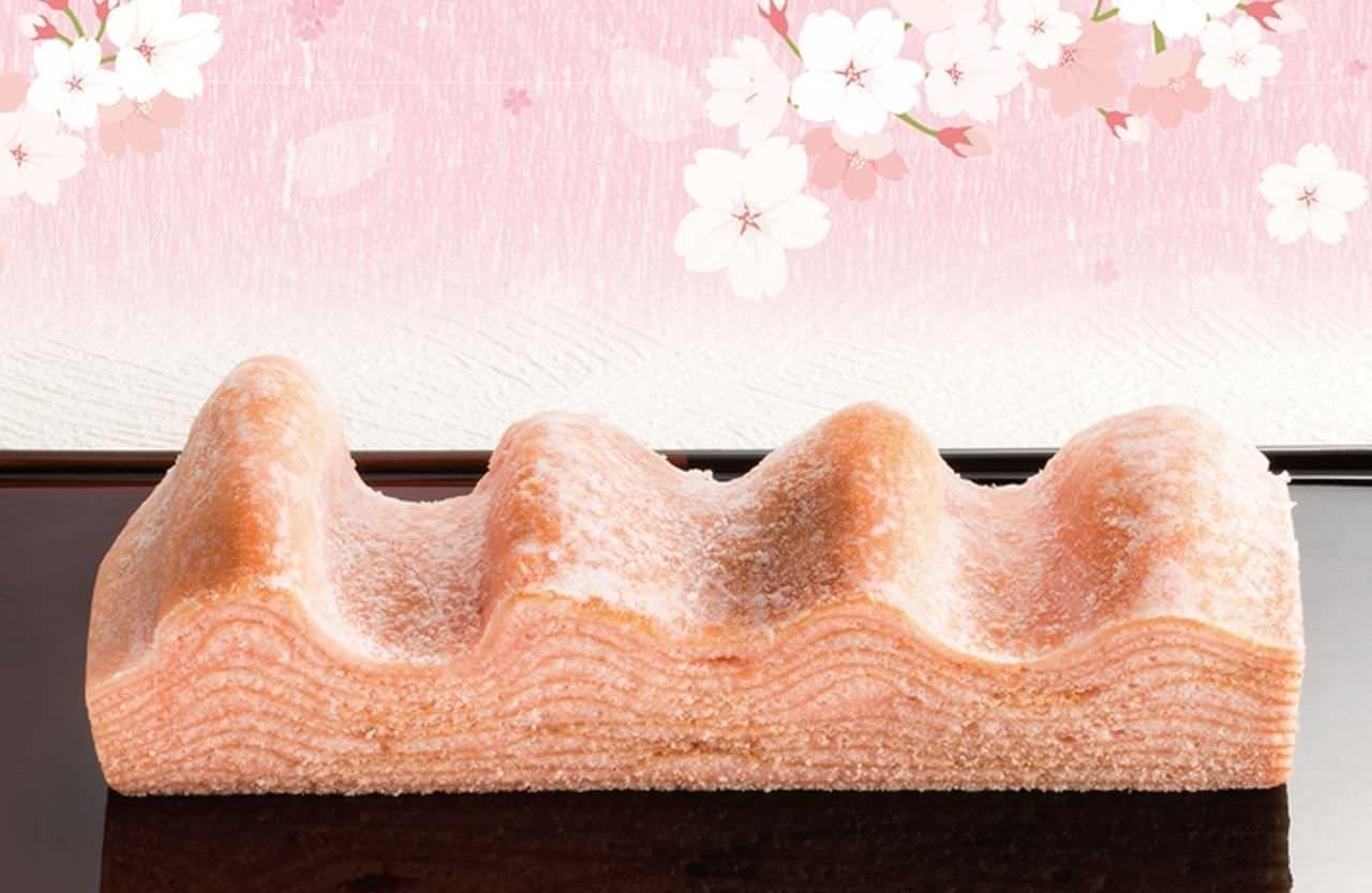 「桜の国のマウントバーム」ねんりん家から