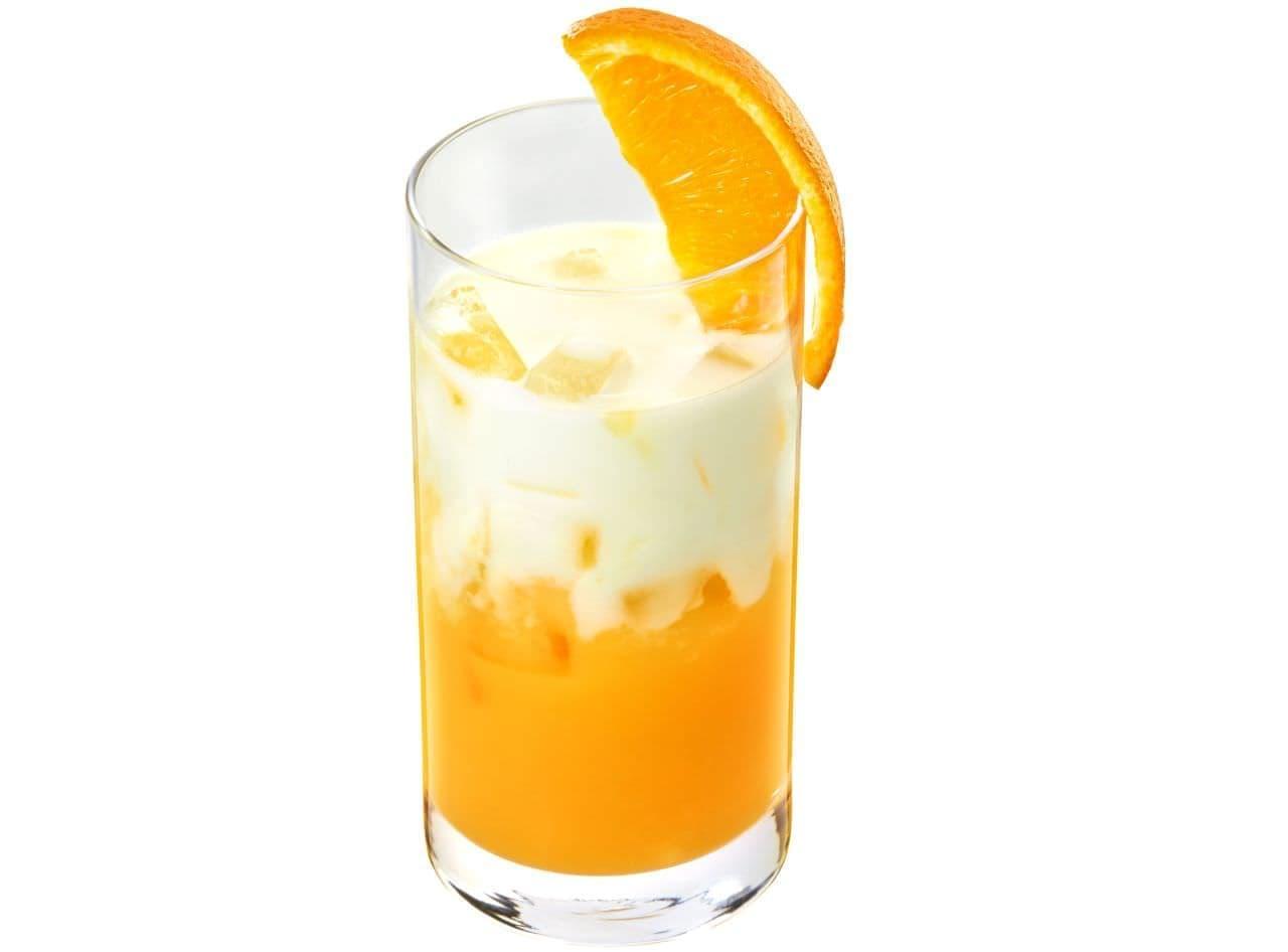 ベローチェ「爽やかオレンジラッシー」