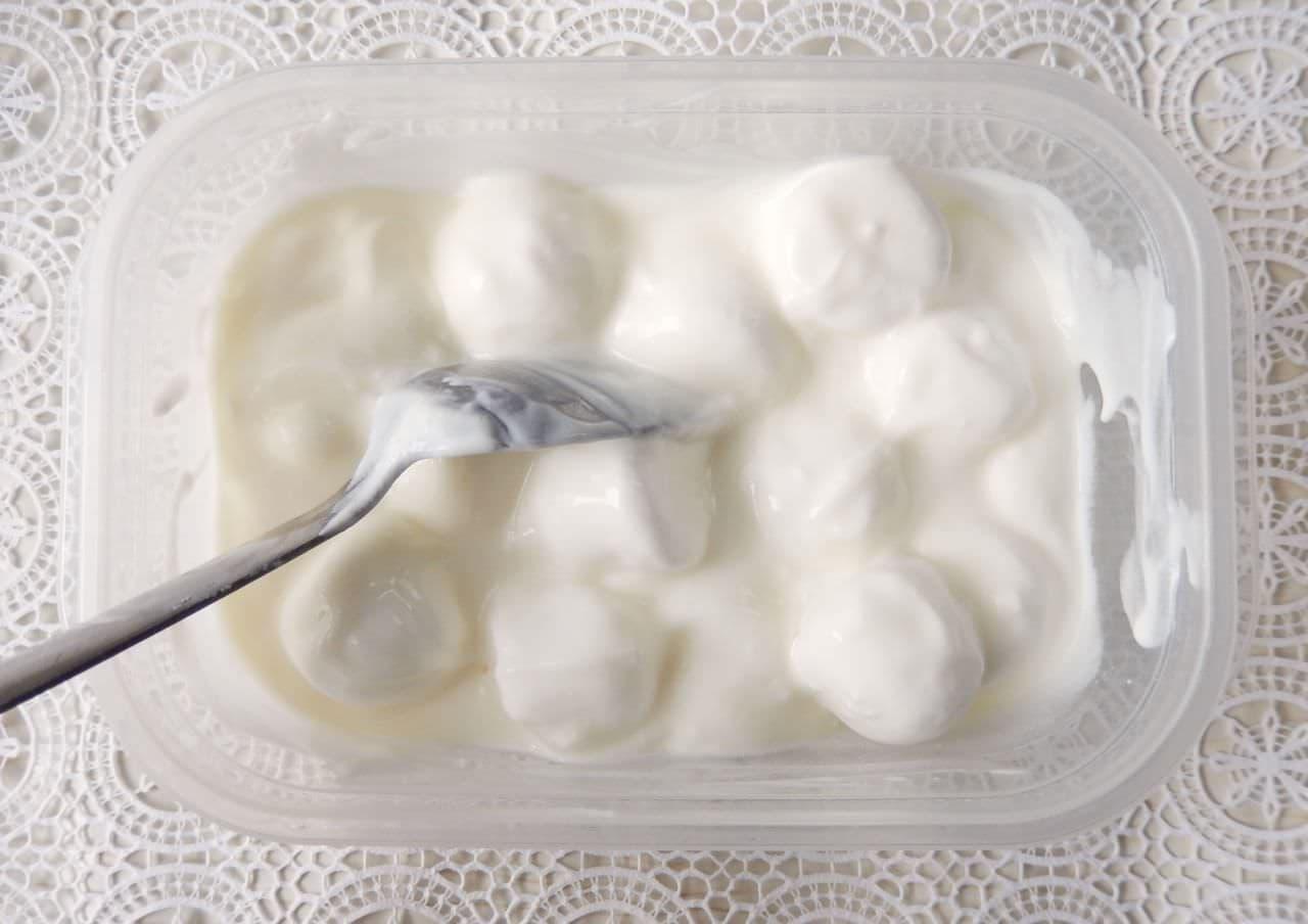 「マシュマロヨーグルト」の簡単レシピ