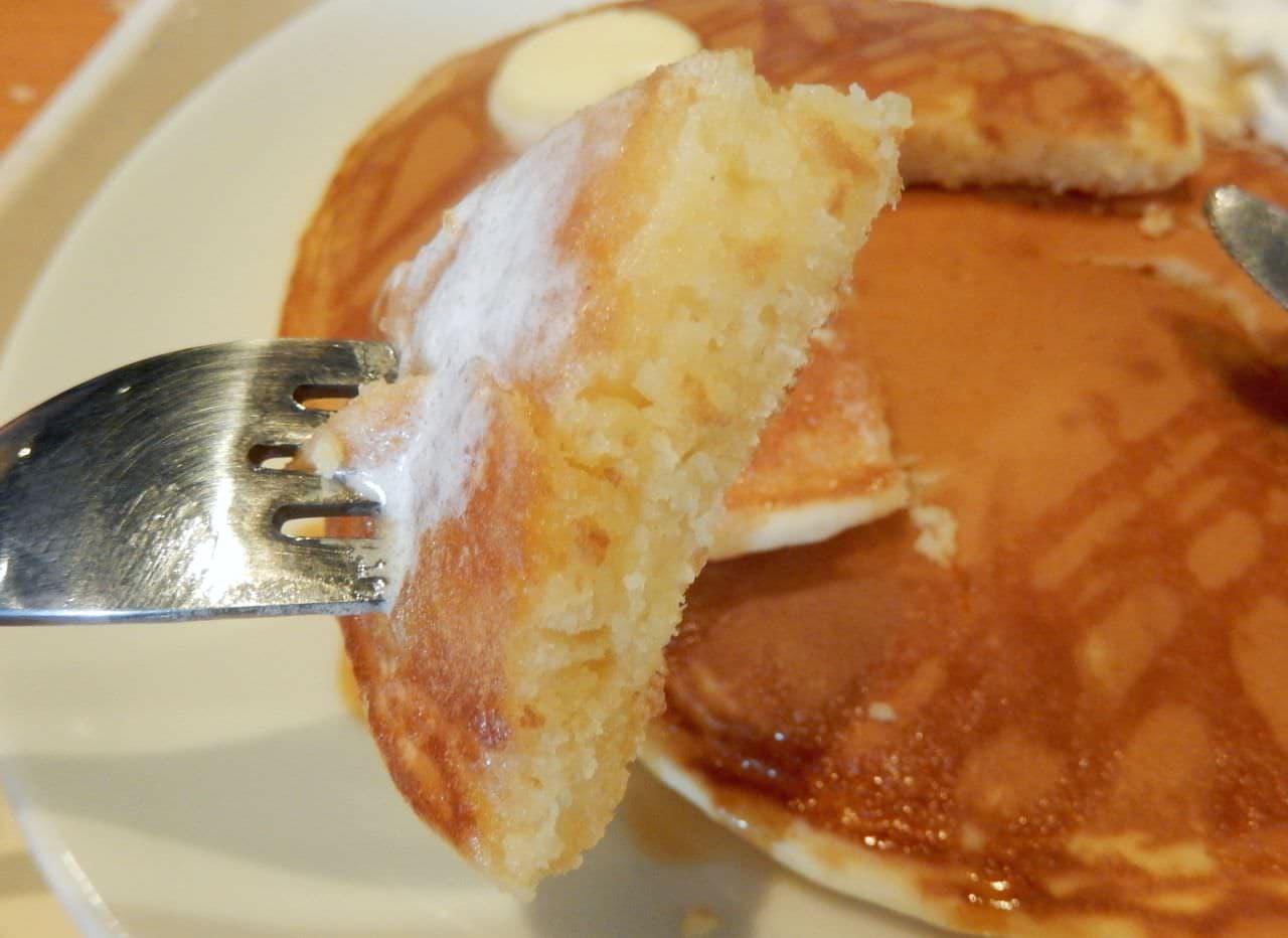 タリーズ「クラシックパンケーキ メープルバター」