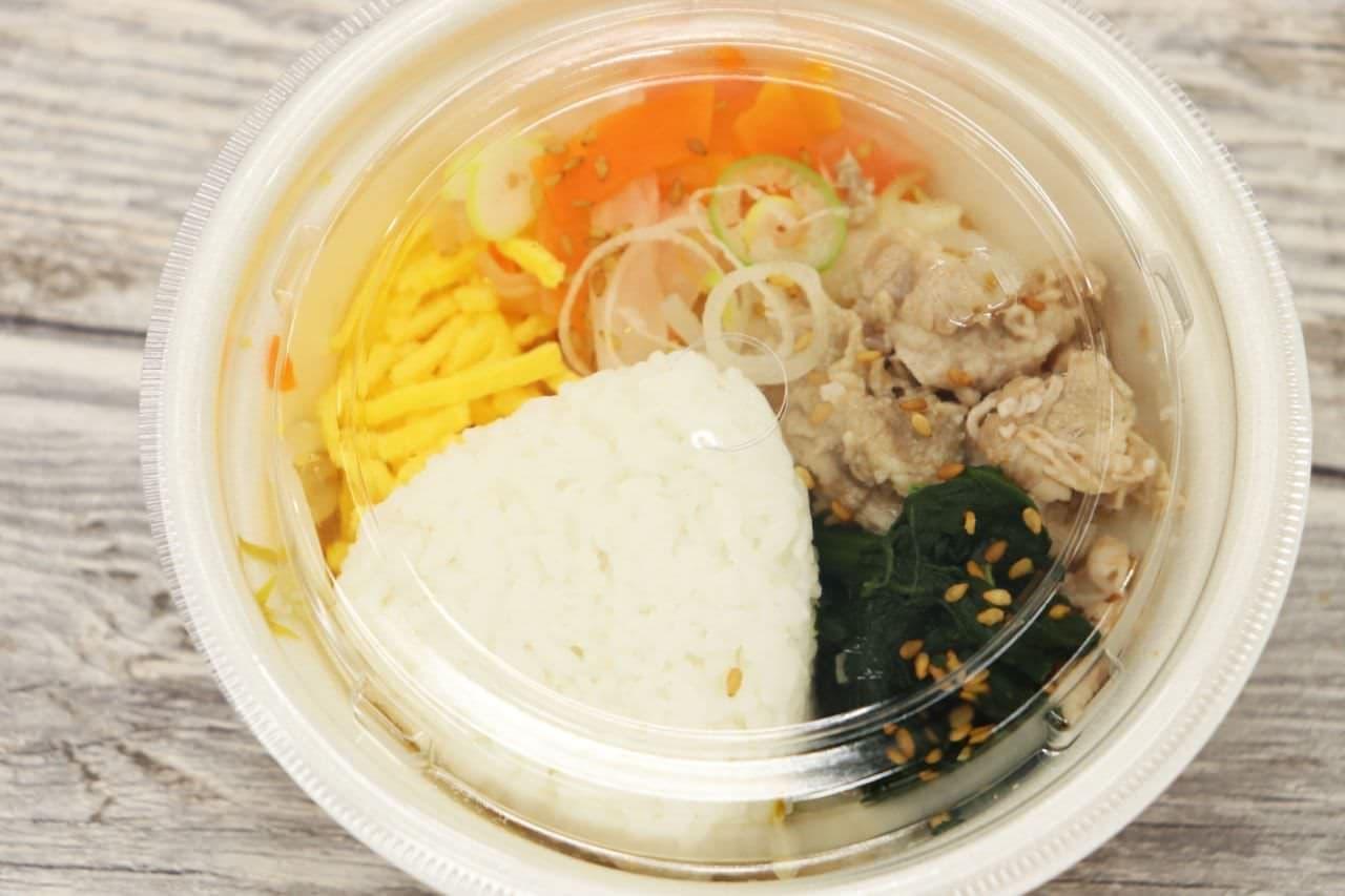 ファミマ「コムタン風スープ」