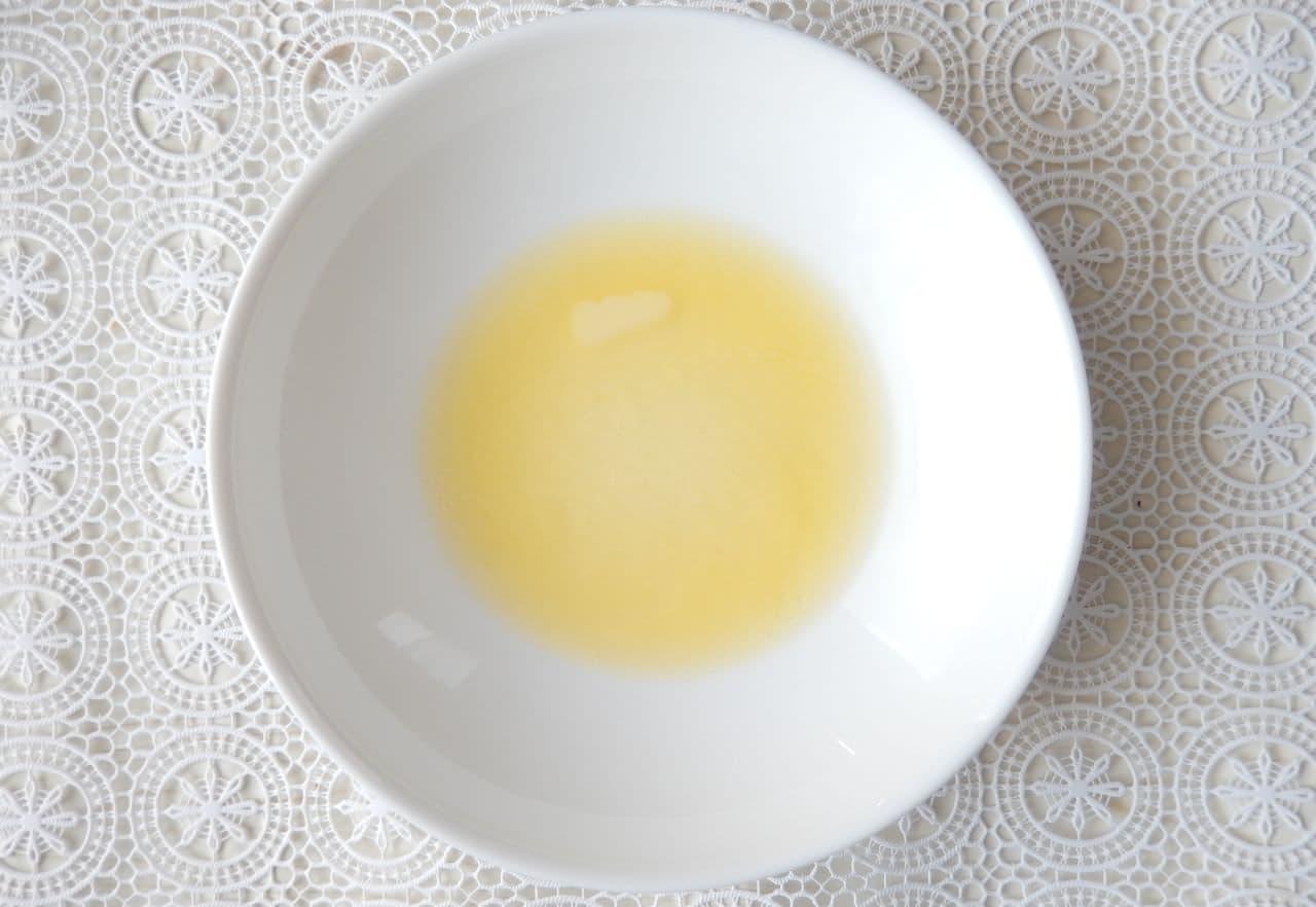 炊飯器を使った「スコーン」のレシピ