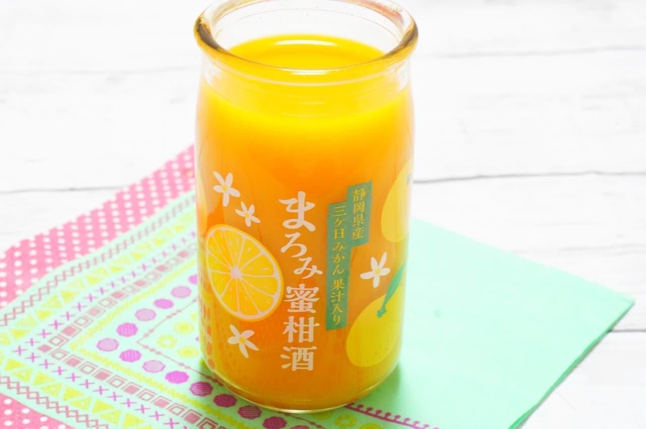 カルディオリジナル 静岡県産三ケ日みかん果汁入り まろみ蜜柑酒