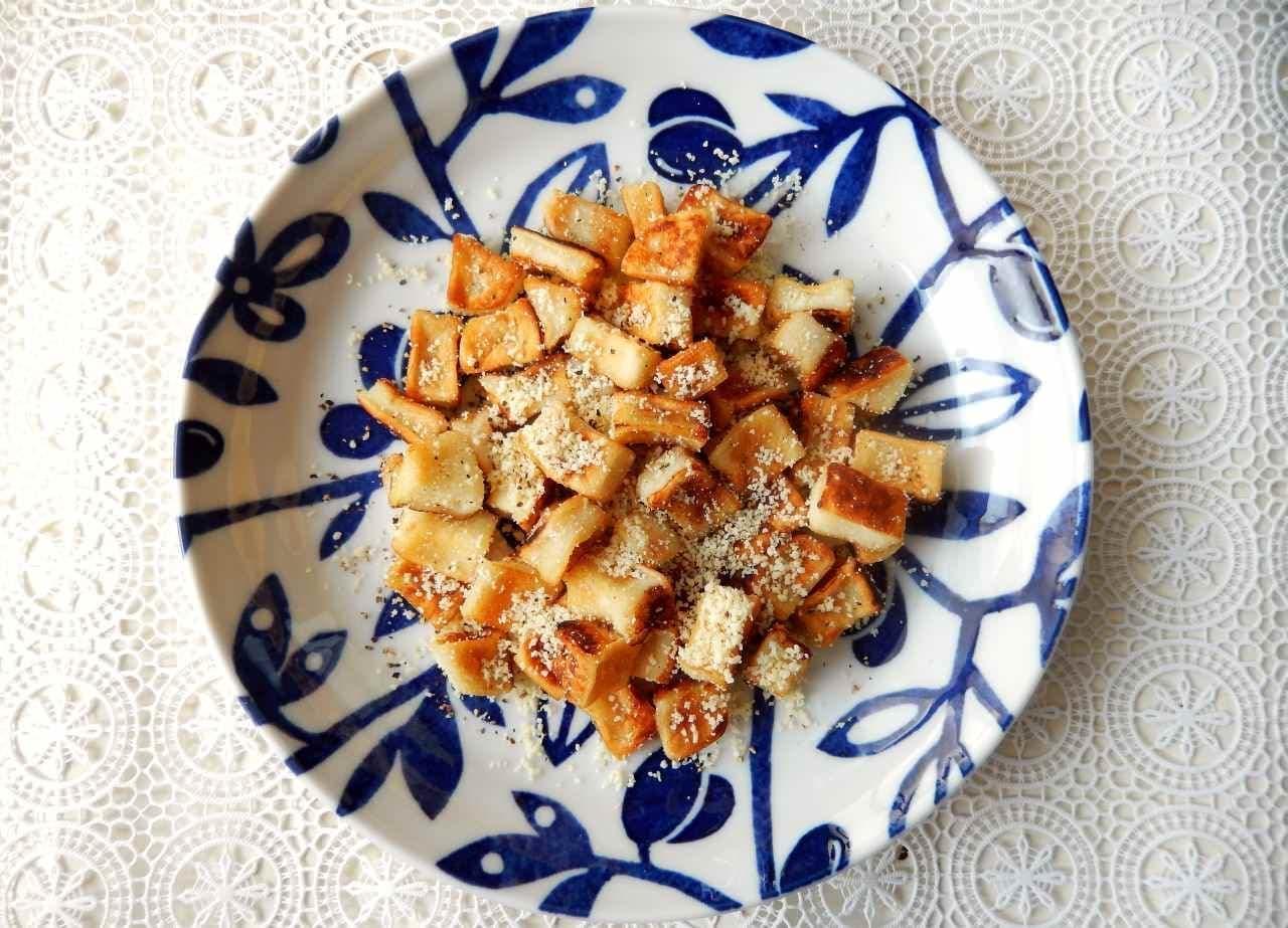 「無限チーズはんぺん」のレシピ