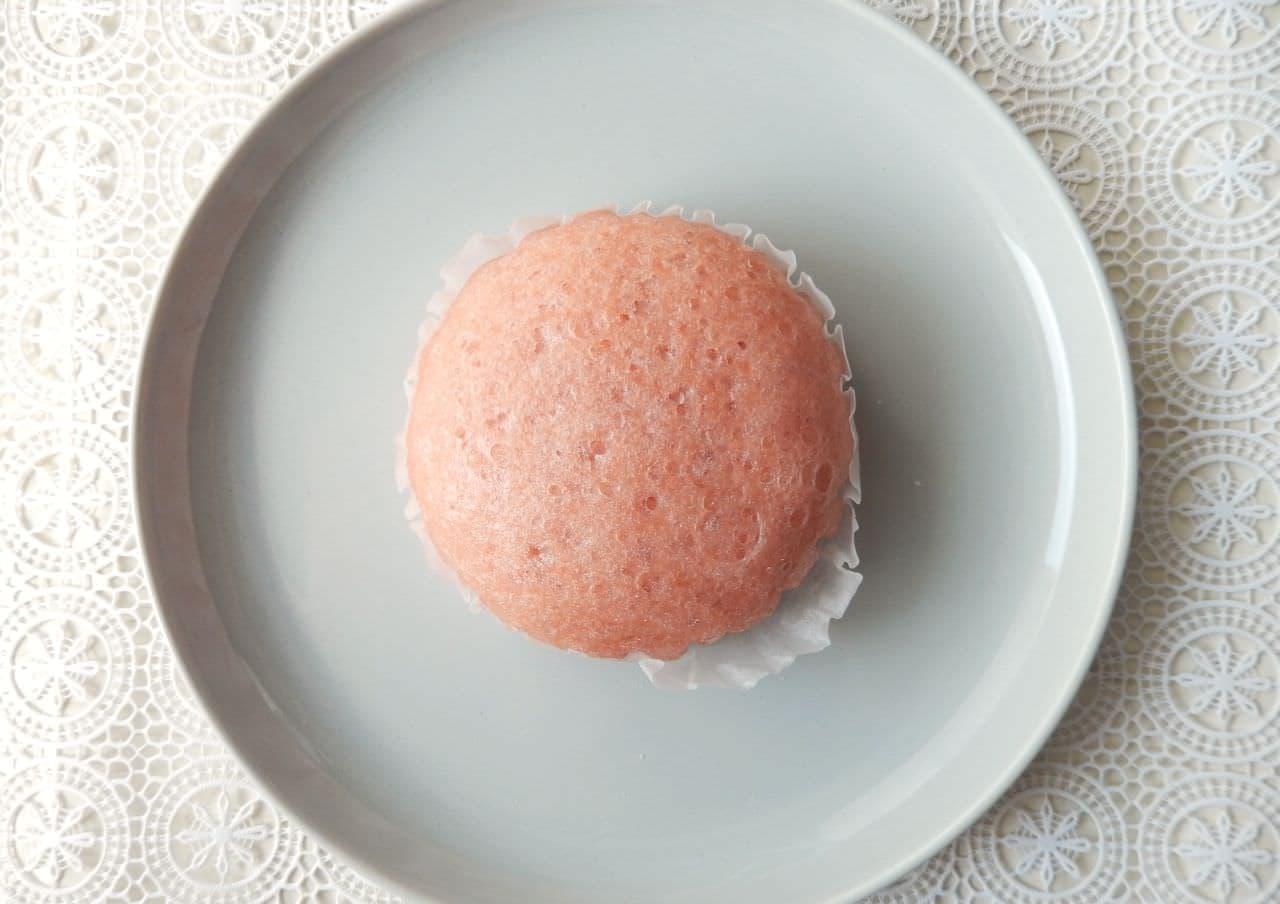 木村屋「ジャンボむしケーキ 桜」