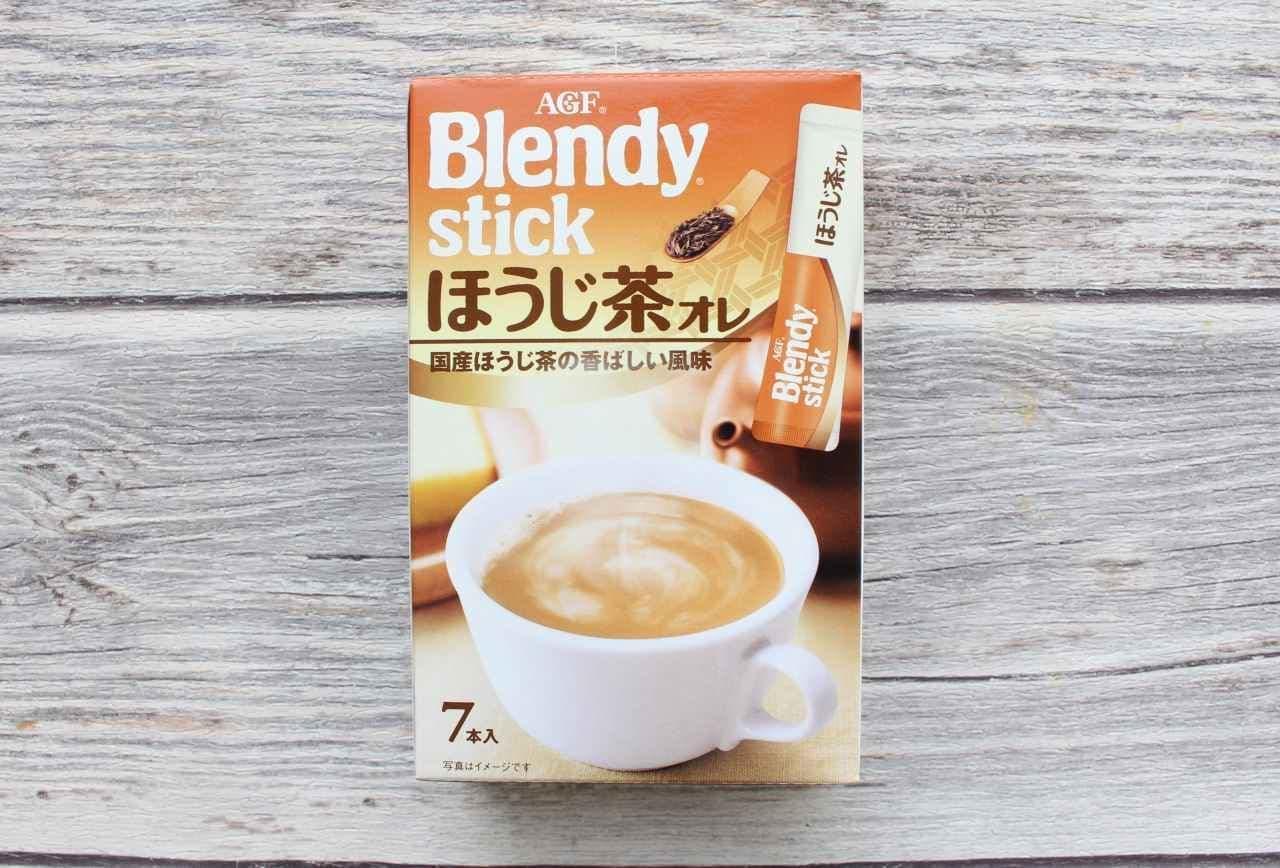 ブレンディ「ほうじ茶オレ」