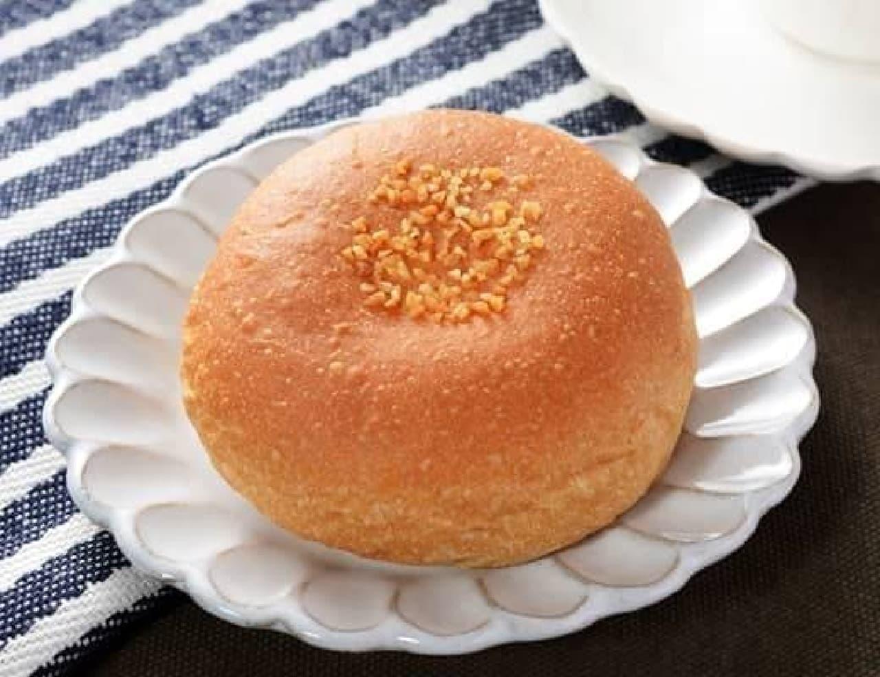 ローソン「NL ブランのダブルクリームパン」