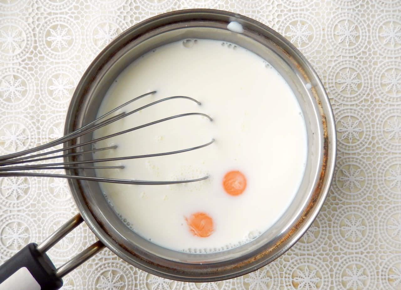ゼラチンを使った「生プリン」のレシピ