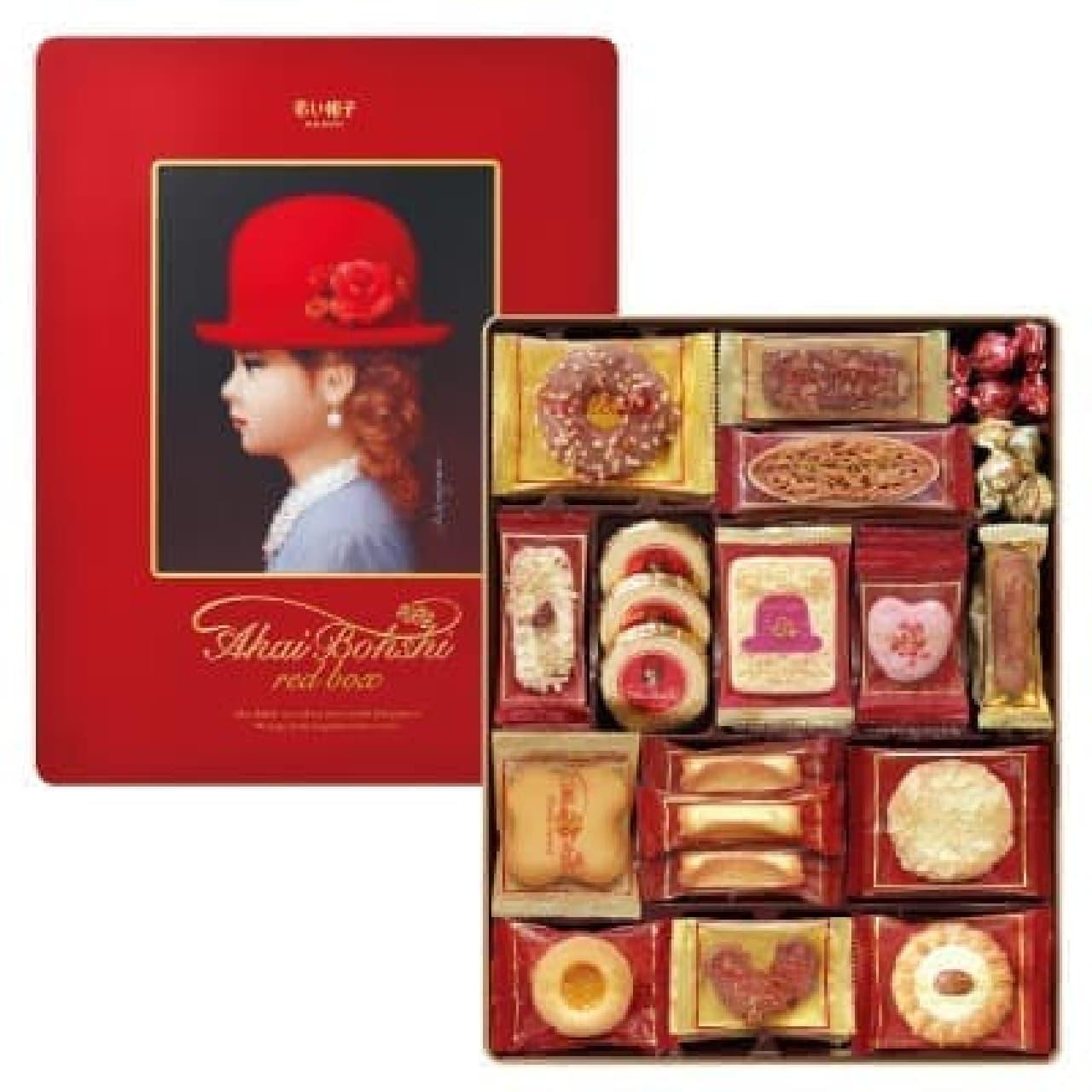 ちぼりの代表商品「赤い帽子」