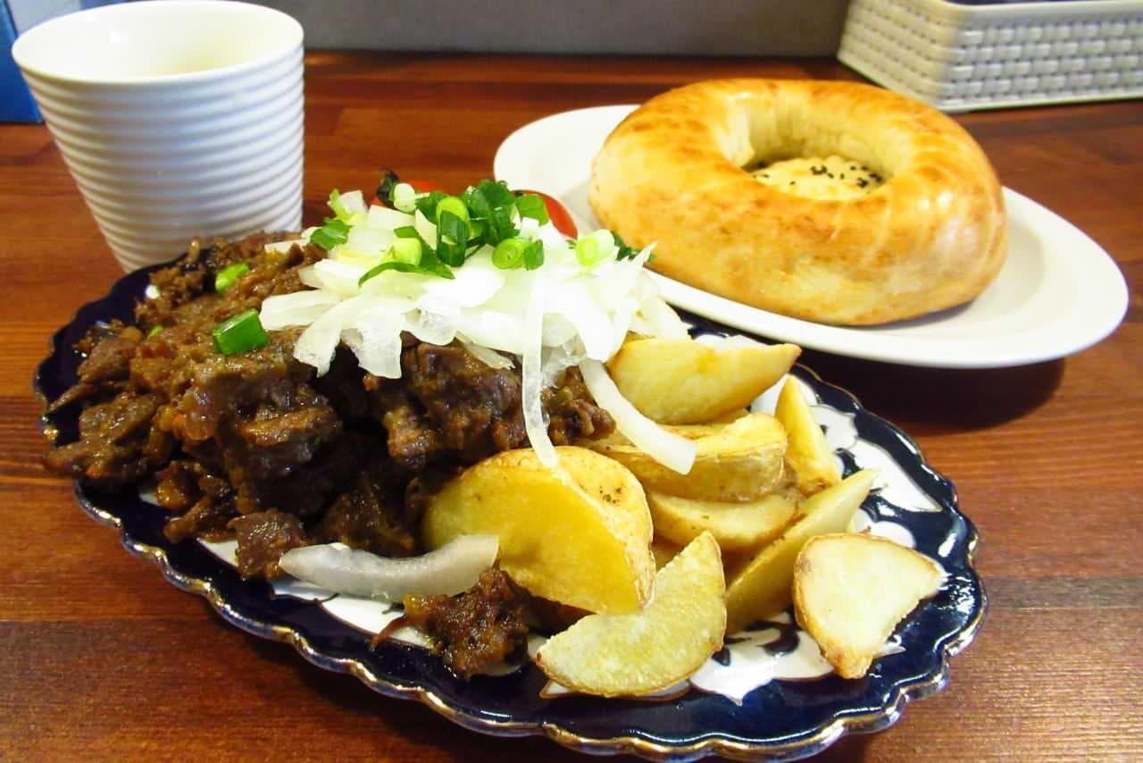 羊肉の煮込み「Siltama(スルタマ)」