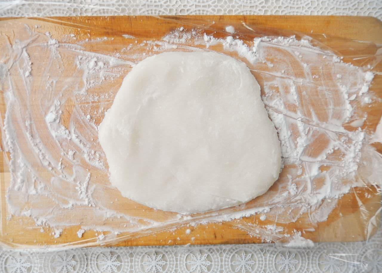 切り餅とフルーツジャムで作る「ジャム大福」