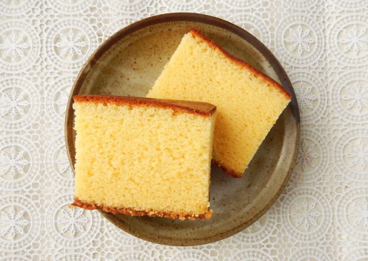 「カステララスク」の簡単レシピ