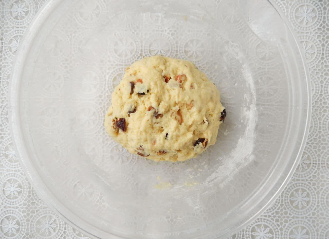 炊飯器で焼く「シナモンロール」の簡単レシピ