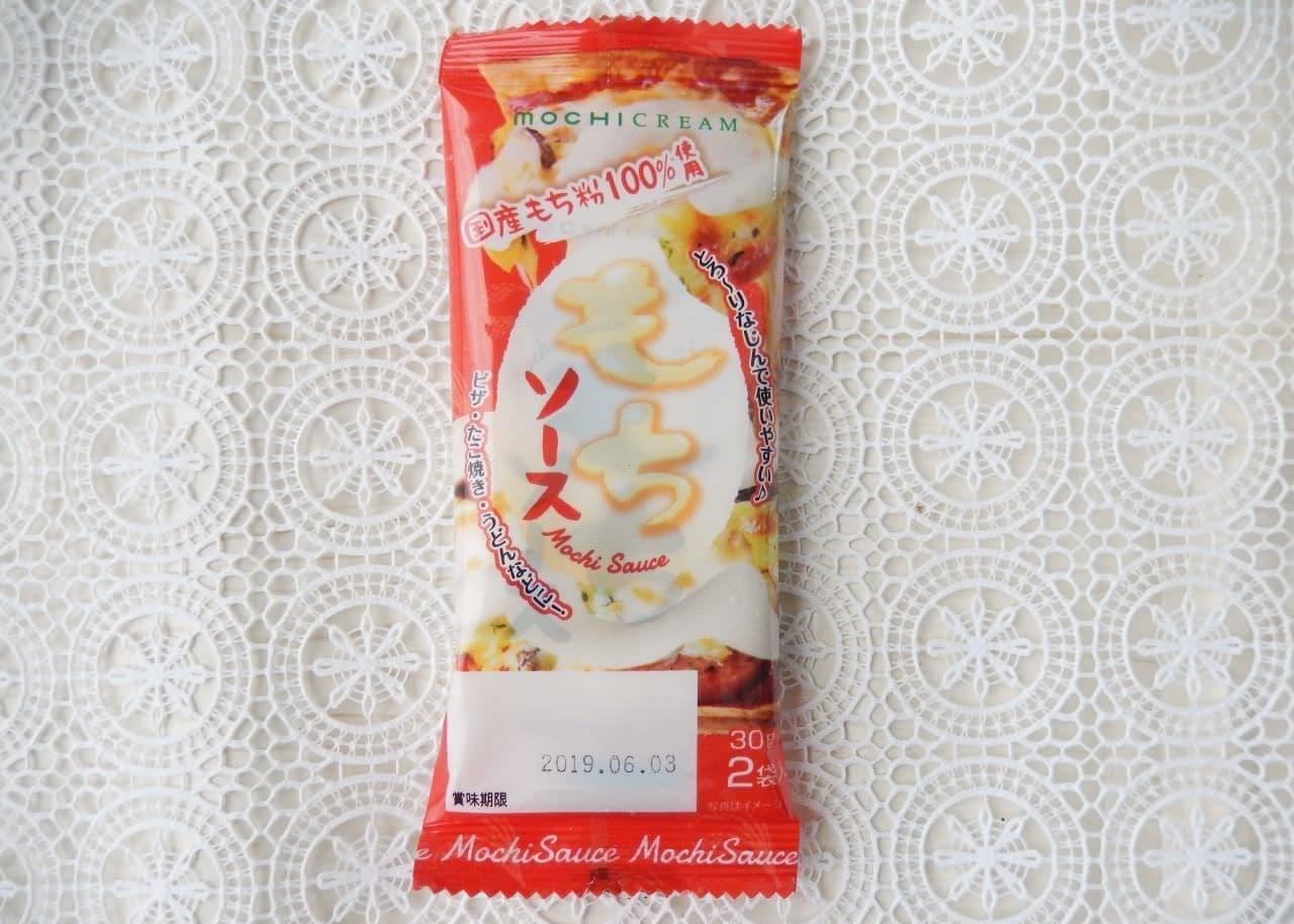 モチクリームジャパン「もちソース」