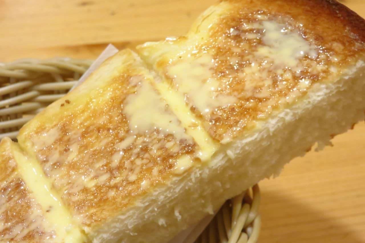 コメダのトースト