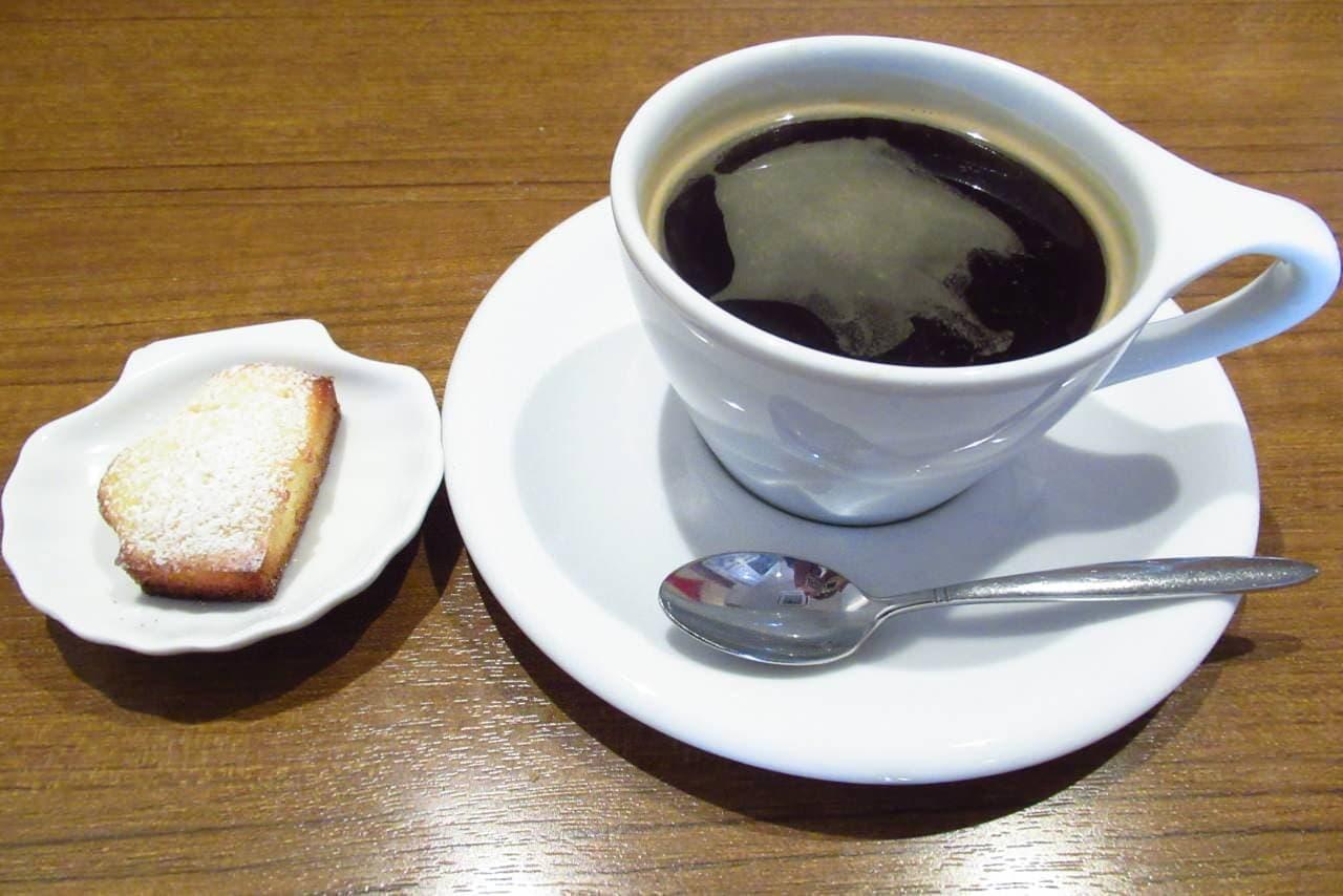 食後のコーヒーほか