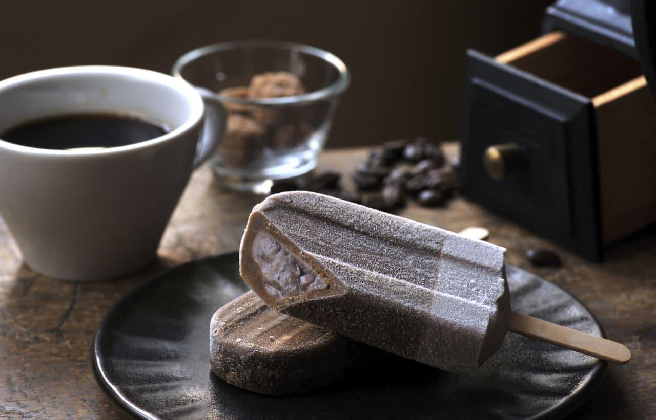 井村屋「コーヒーあずきバー」
