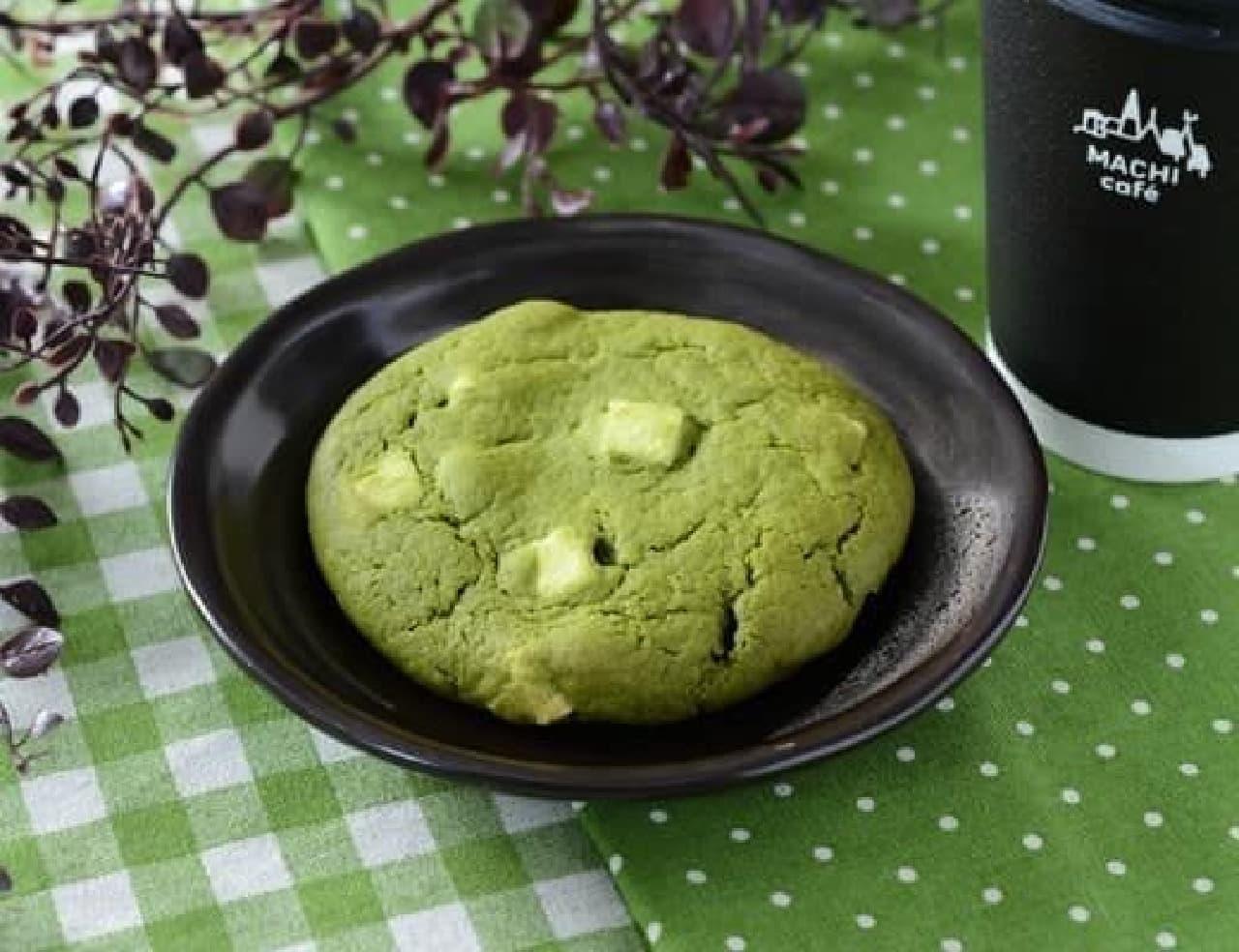 ローソン「抹茶のソフトクッキー(西尾産抹茶使用)」