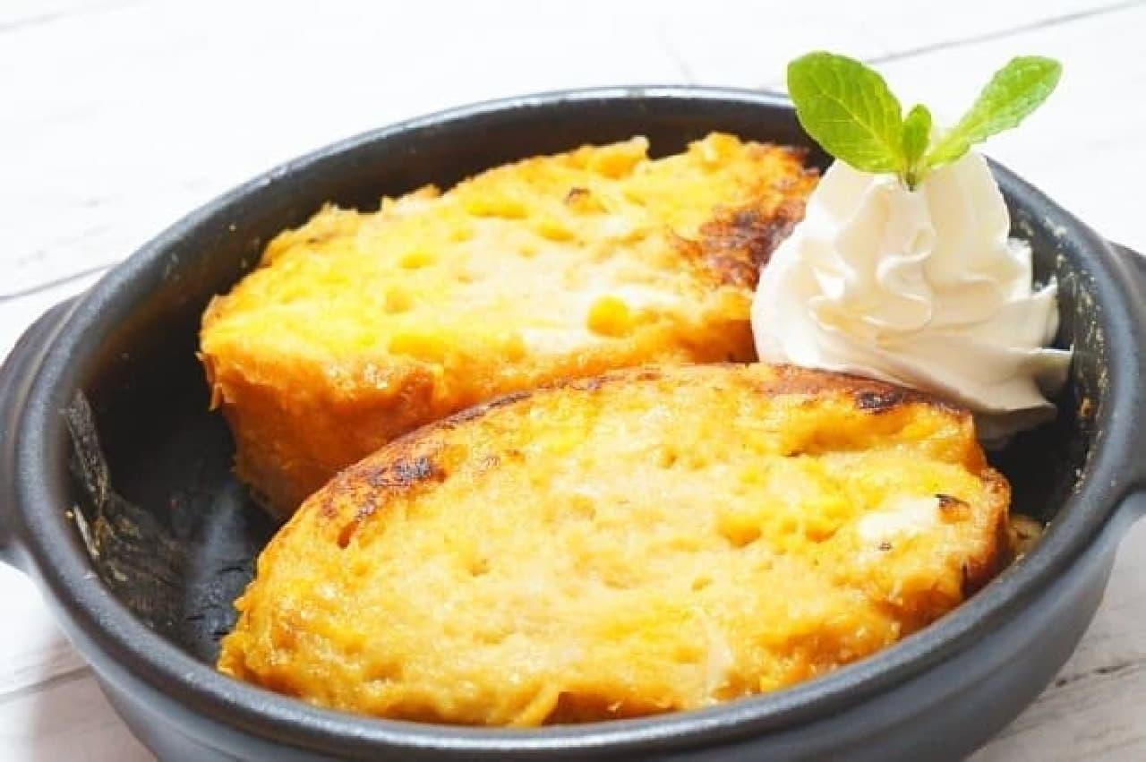 アレンジレシピ「カルーアフレンチトースト」