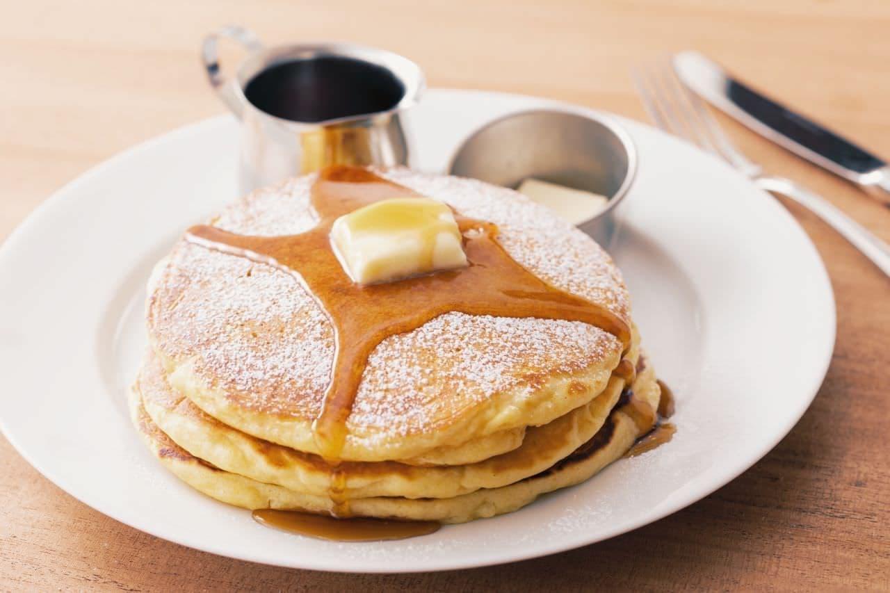バターミルク チャネル「バターミルクパンケーキ」