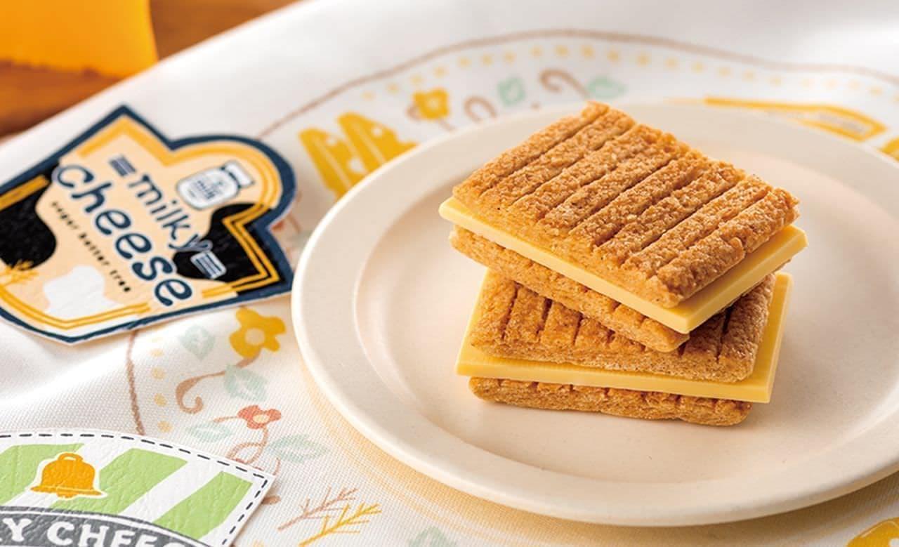 「シュガーバターサンドの木 ミルキーチーズショコラ」シュガーバターの木から