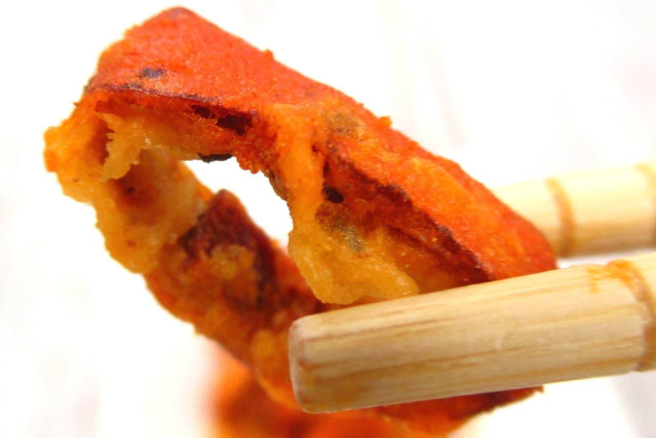 「真・燃えよ唐辛子」を食べる