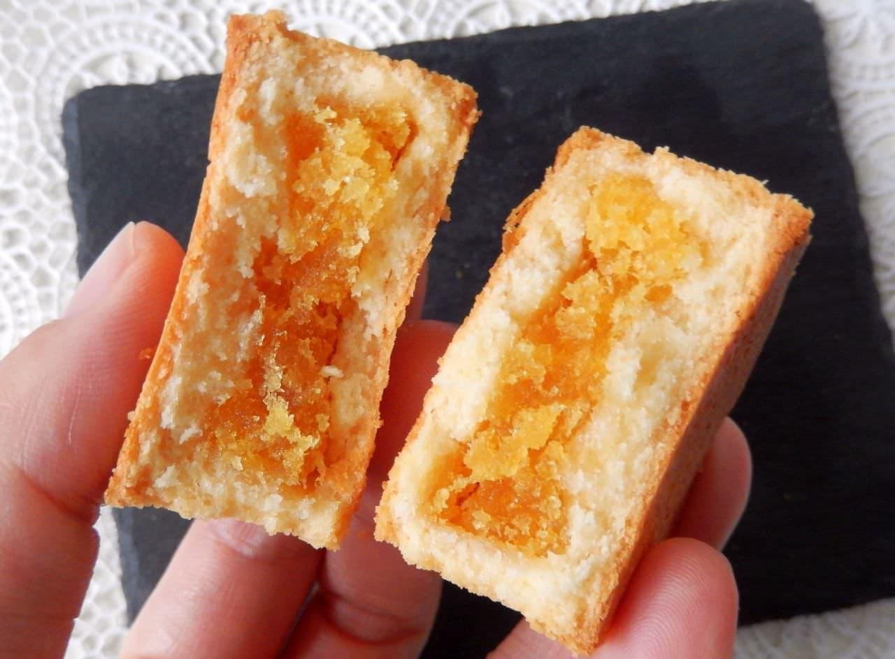 「重慶飯店」のパイナップルケーキ「鳳梨酥(ホウリンス)」