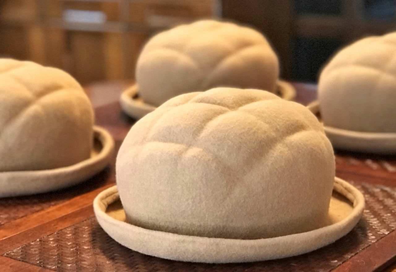 KENT HATの「メロンパンハット」