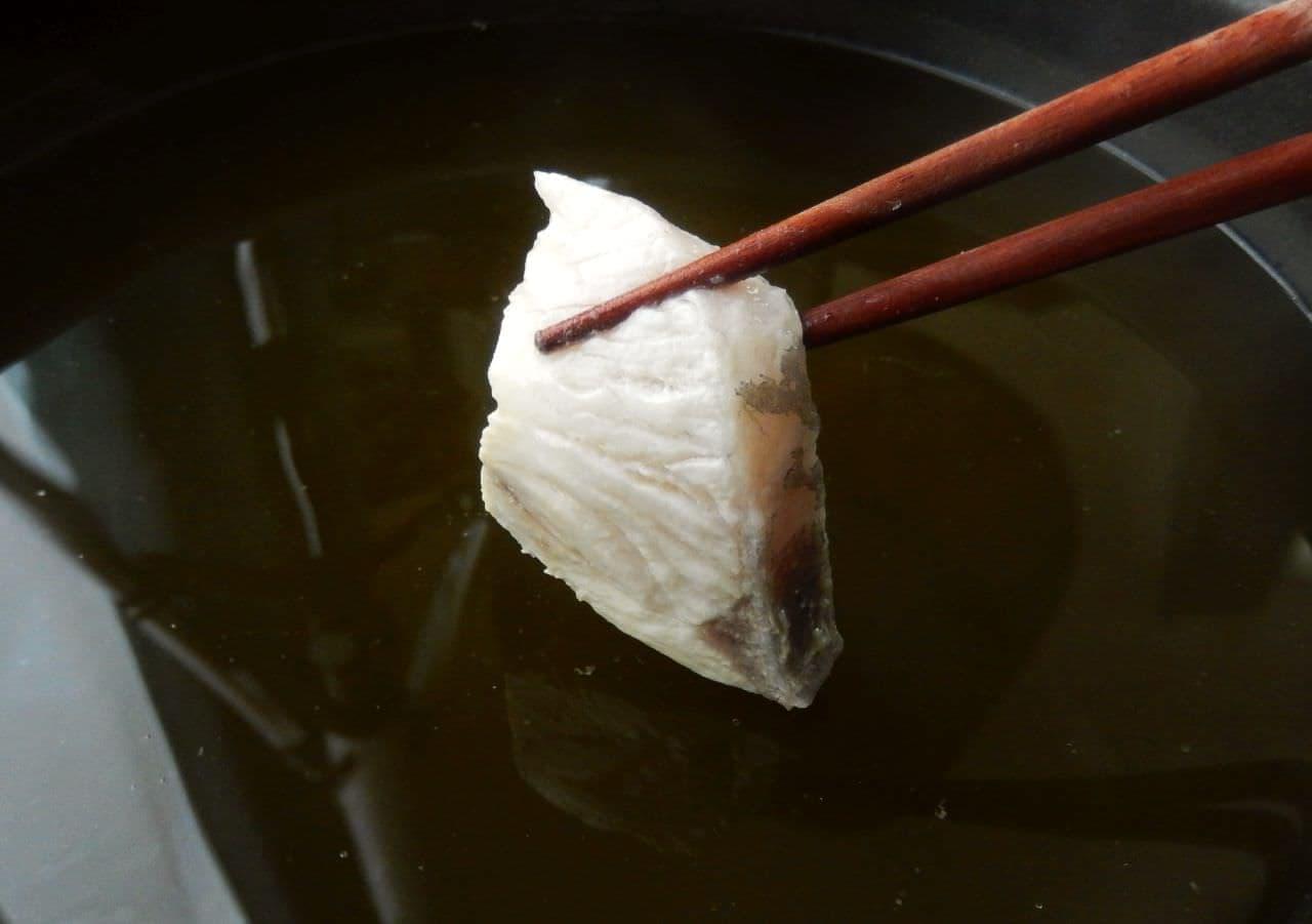 「生茶ぶりしゃぶ」のレシピ