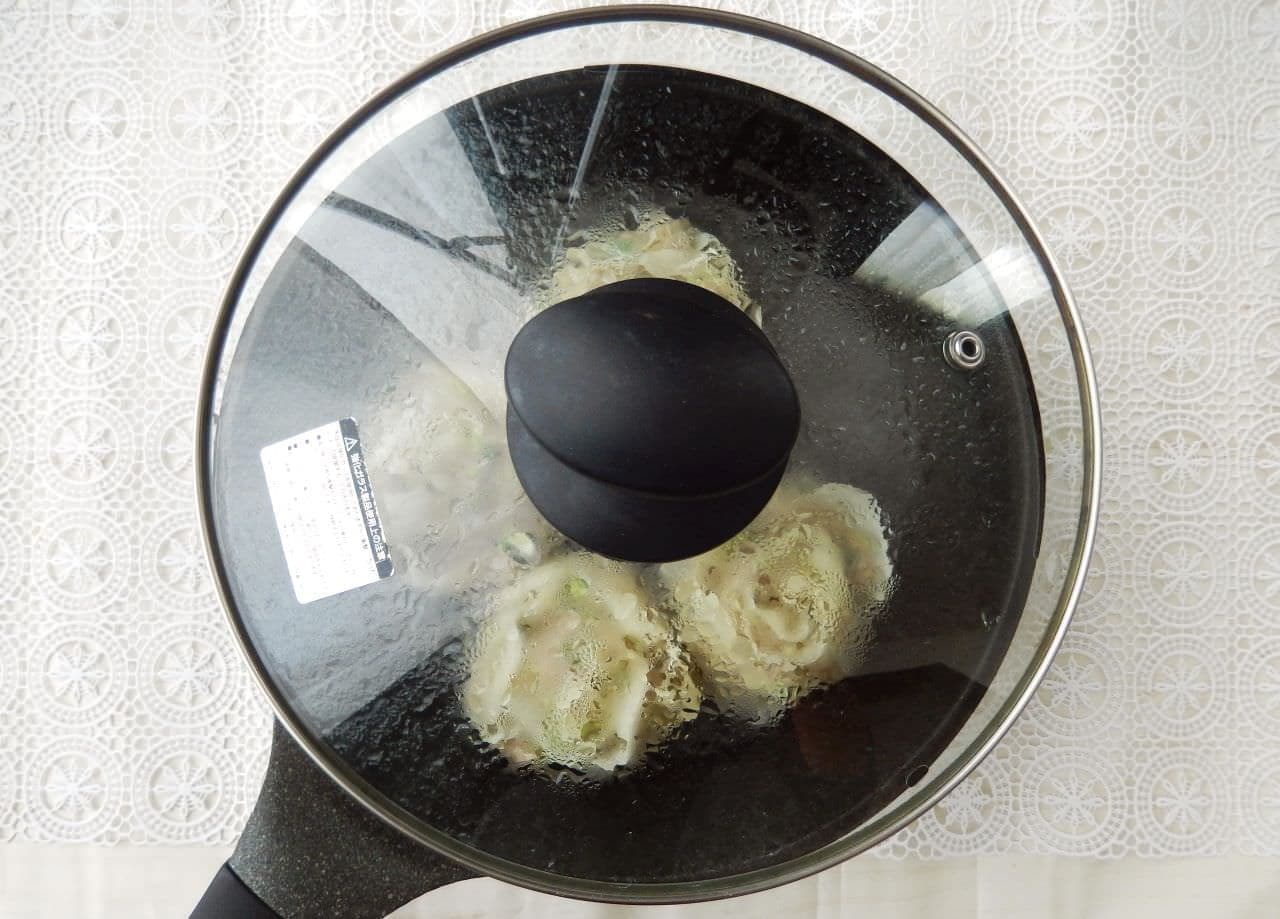 「バラ餃子」の簡単レシピ