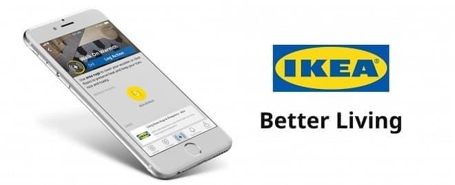 「IKEA Better Living」アプリ