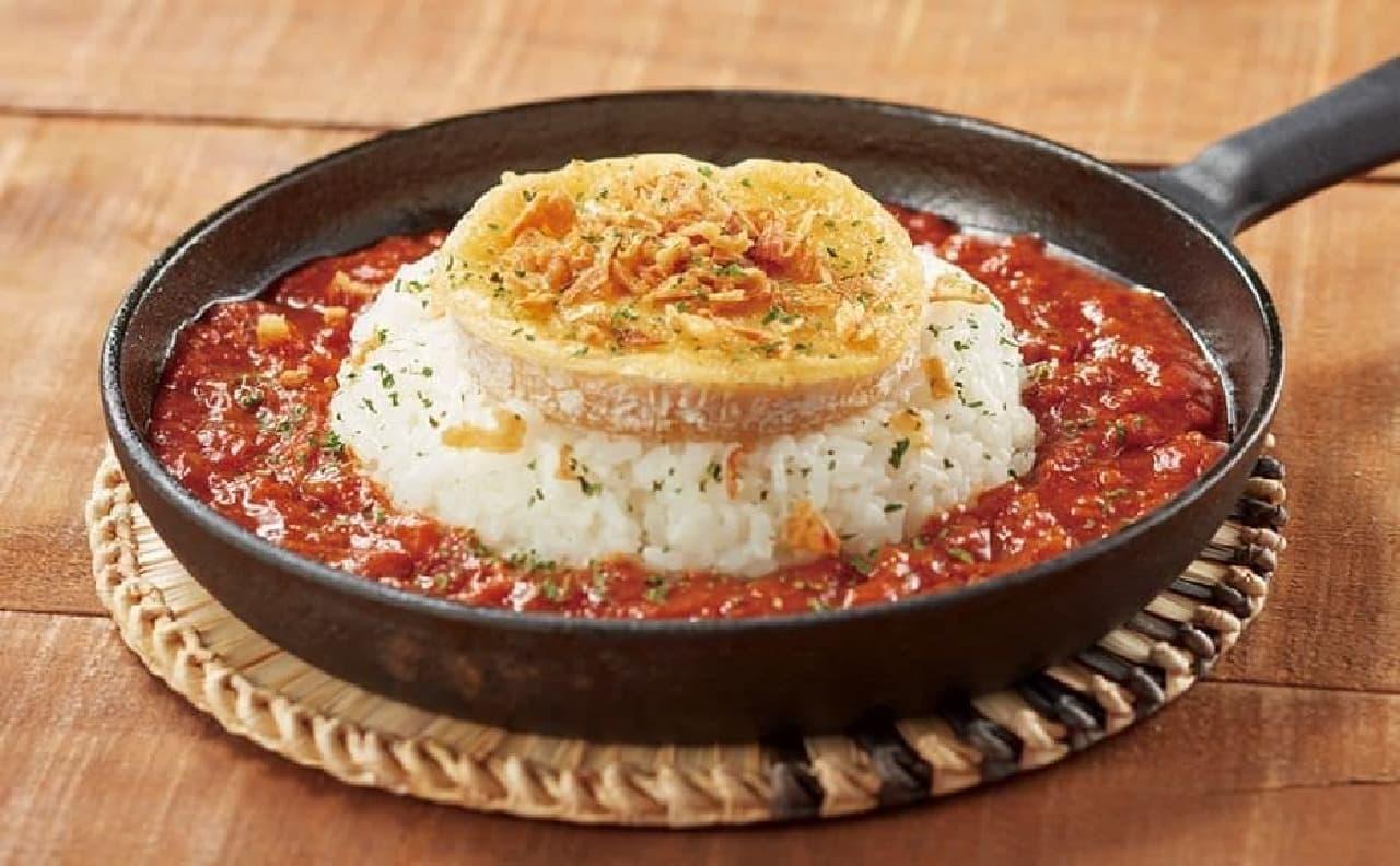 ココス「チーズ&カレーフェア」