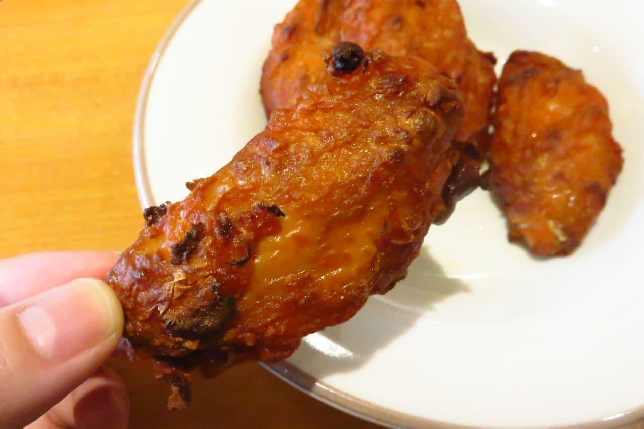 サイゼリヤ「辛味チキン」
