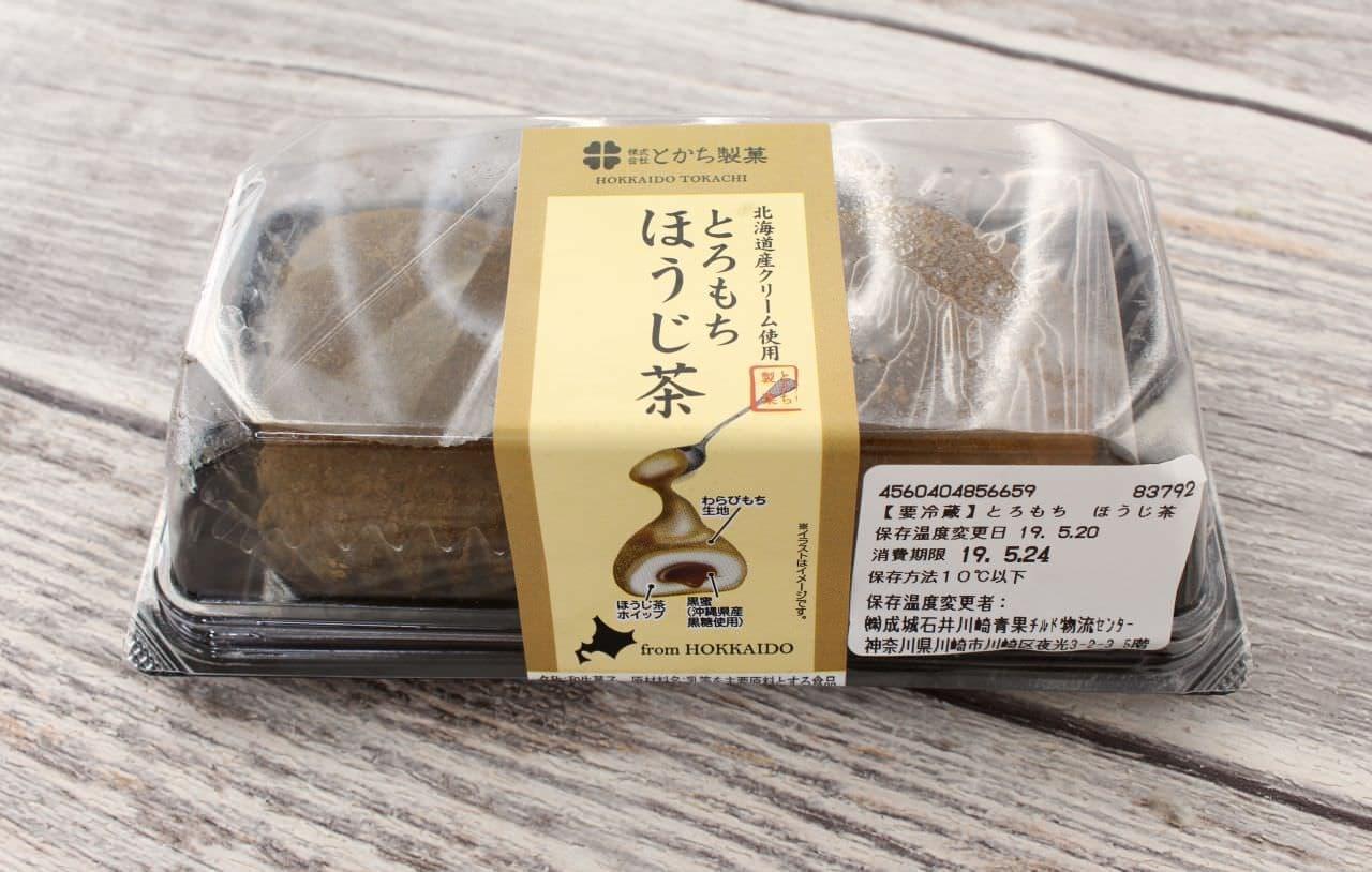 成城石井「とろもち ほうじ茶」