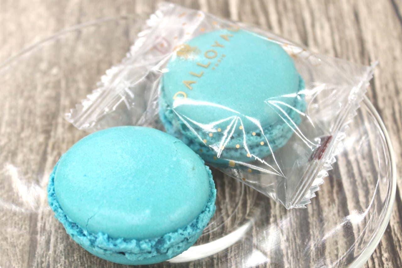 ダロワイヨの「ショコラミント」マカロン