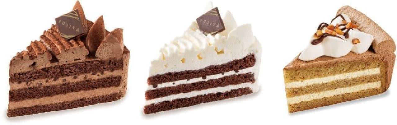 不二家洋菓子店 父の日おすすめケーキ