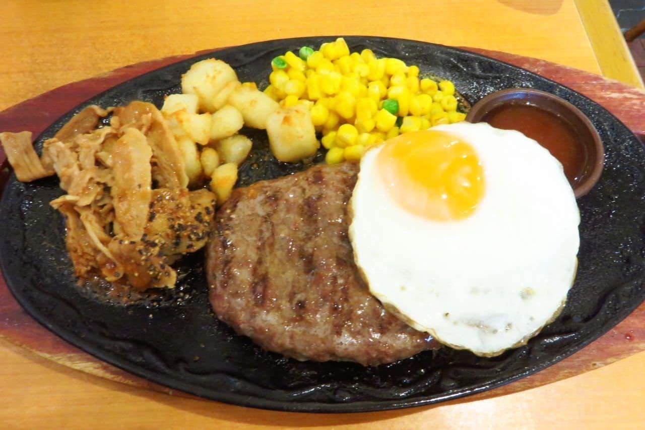 サイゼ「ディアボラ焼肉丼」に使う焼肉